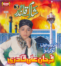Farhan Ali Qadri - Sham E Qalander 3